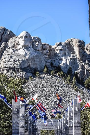 Mount Rushmore South Dakota photo