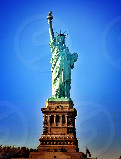 Statue of LibertyNew York photo
