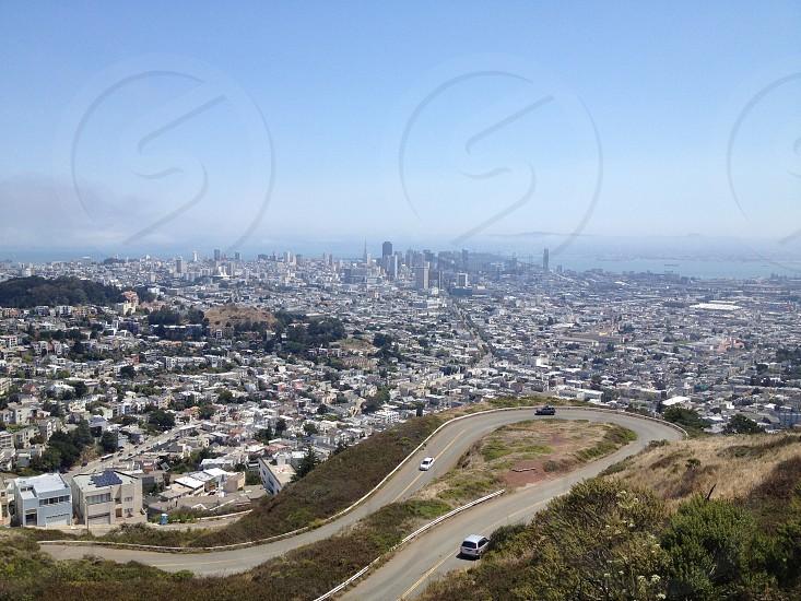 San Francisco Twin Peaks photo