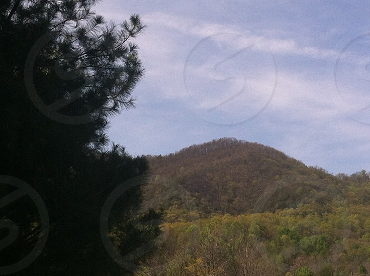 mountain view photo photo