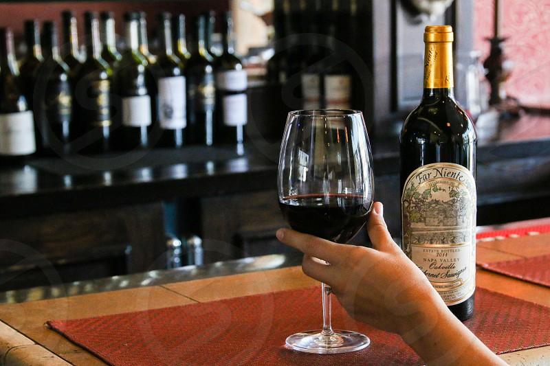 Far Niente wine at Filomena's Italian Kitchen photo