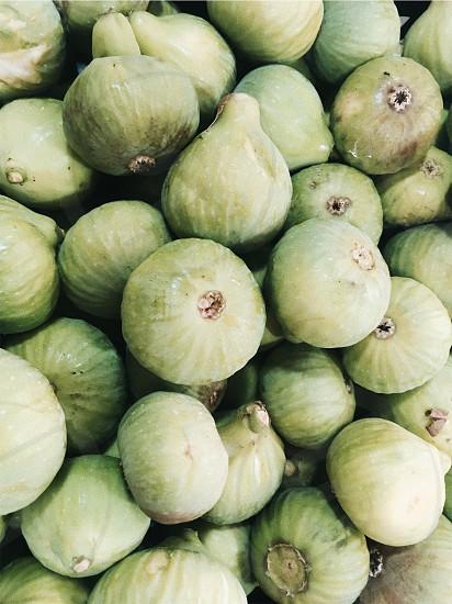 #figs #fruit #green  photo