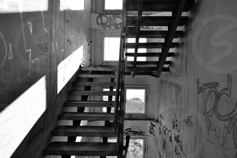 Stairs Blankenburg former Policestation photo