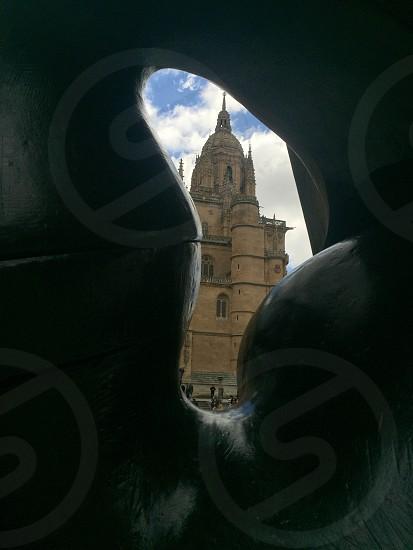Cathedral Salamanca Spain Sculpture photo