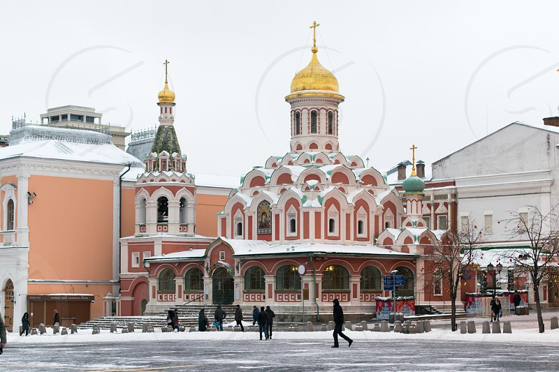 red square photo