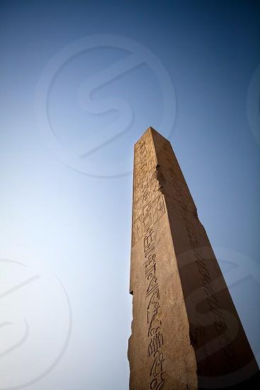 Karnak Obleisk photo
