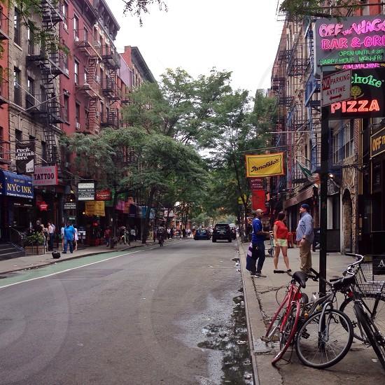 Greenwich Village NYC photo