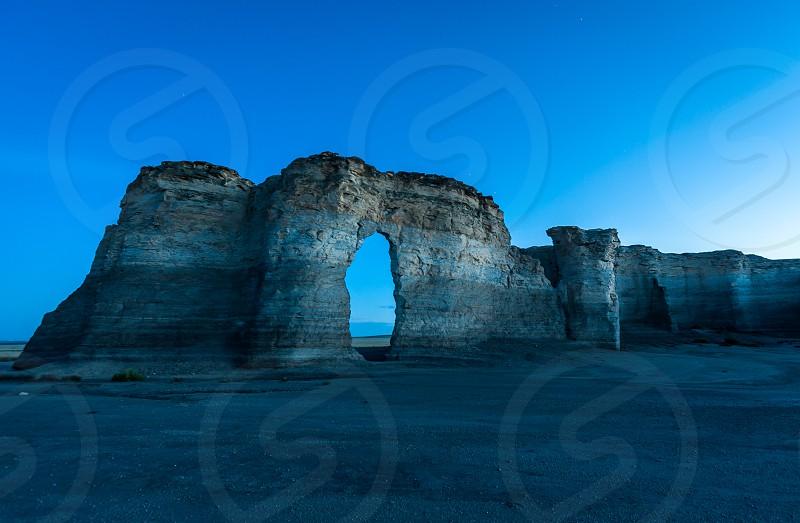 Monument Rocks National Natural Landmark photo