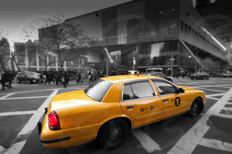 Taxy New York photo