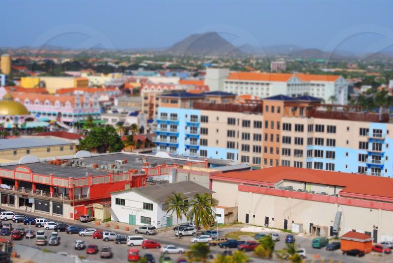 Aruba in miniature. photo
