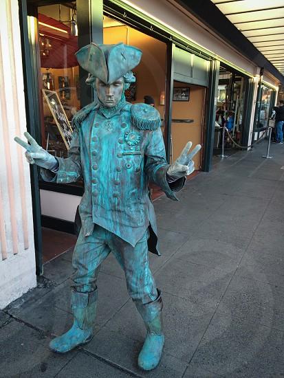Statue Man!! photo