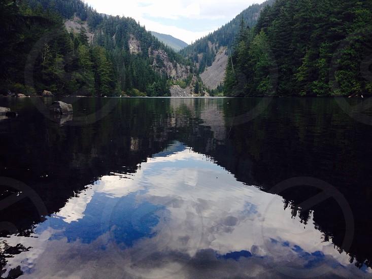 Lindeman lake photo
