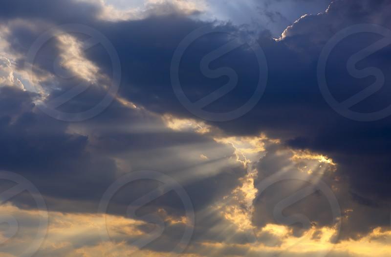 Chasing Light sunrise clouds photo