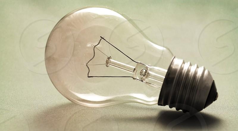 Lightbulb photo