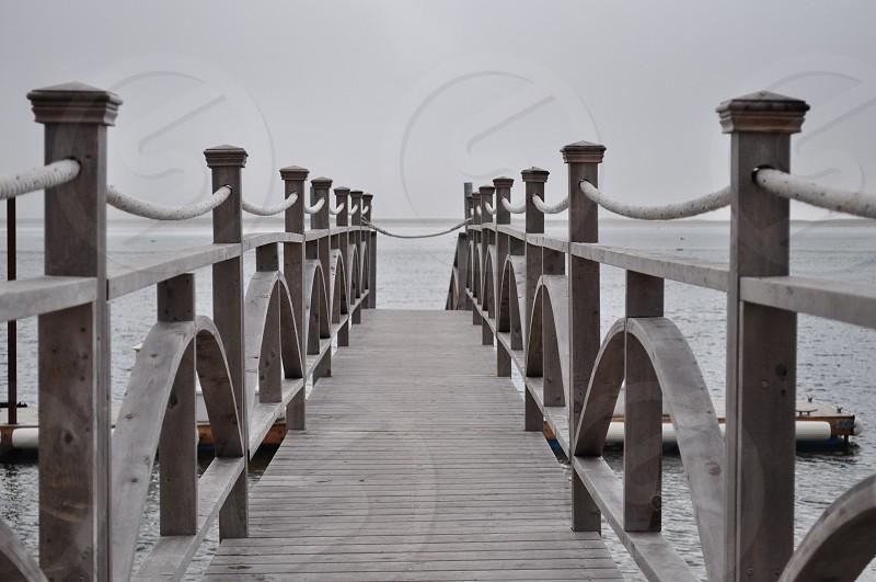 Bridge to Ocean photo