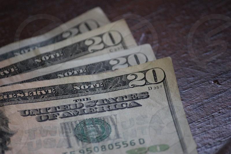 Money shot photo