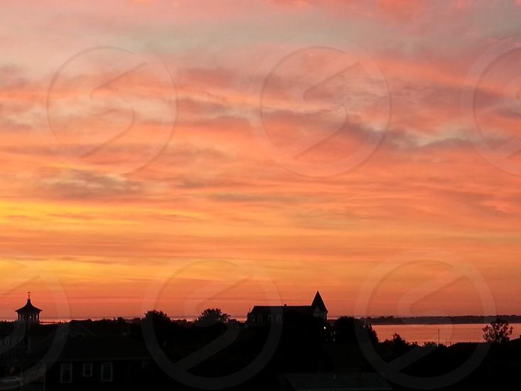 Block Island Sunset photo
