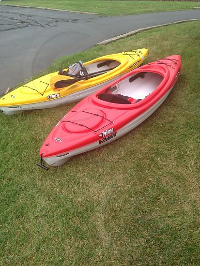 Time to go kayaking.  photo