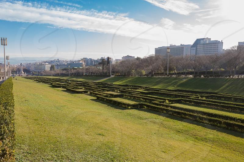 Eduardo VII Park - Lisbon photo