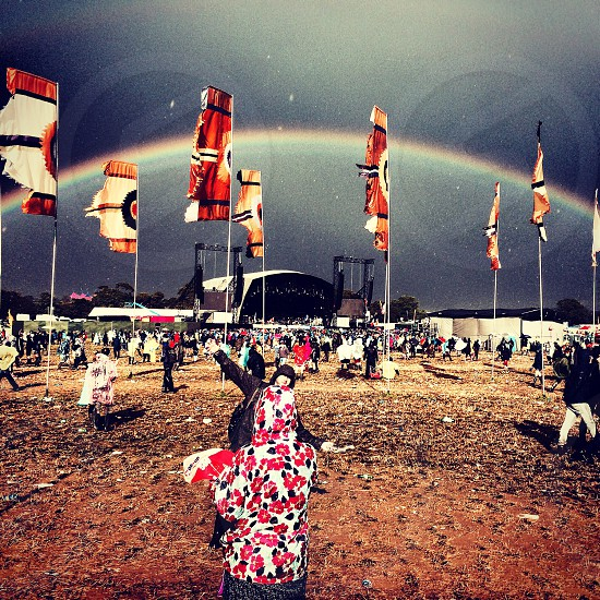 Glastonbury Festival photo