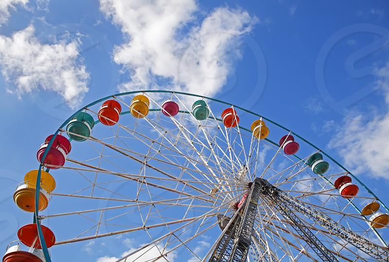 Carnival Ferris Wheel photo