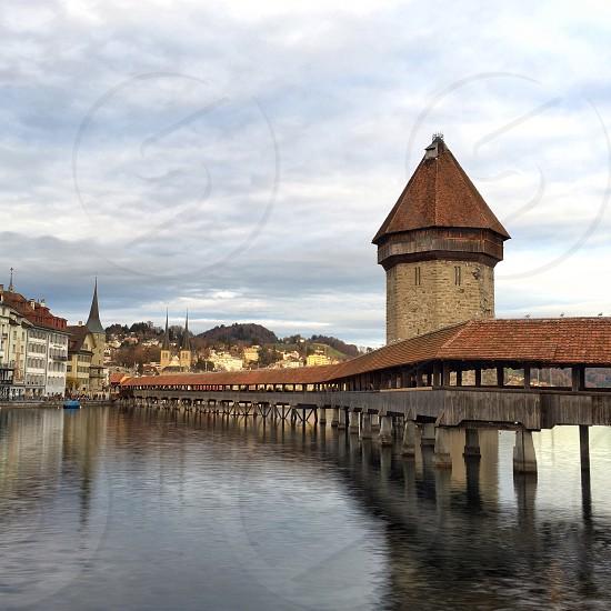 Lucerne Luzern Switzerland  photo