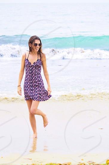 Beachside play photo