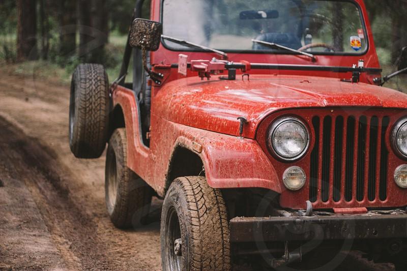 Jeep CJ photo