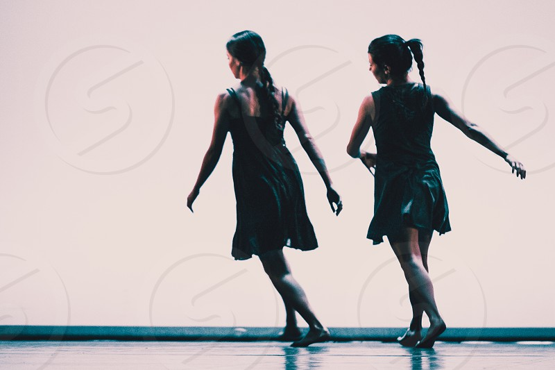 Women Dancers photo