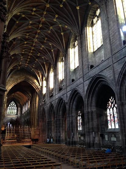 Manchester church photo