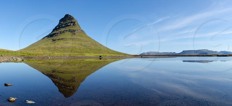 "Kirkjufell (""church mountain"") Iceland photo"