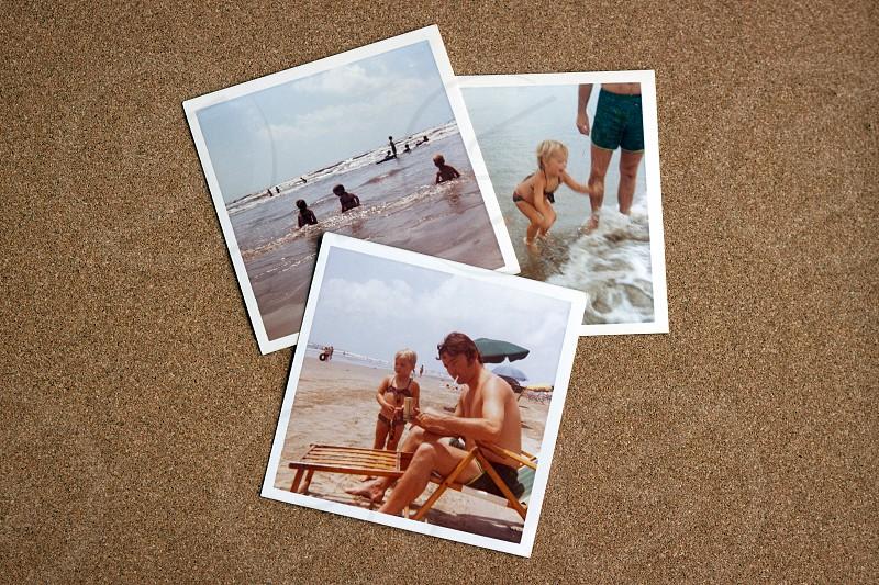 Old family photographs photo