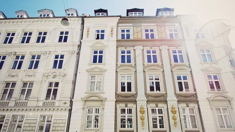 Copenhagen Denmark.  photo