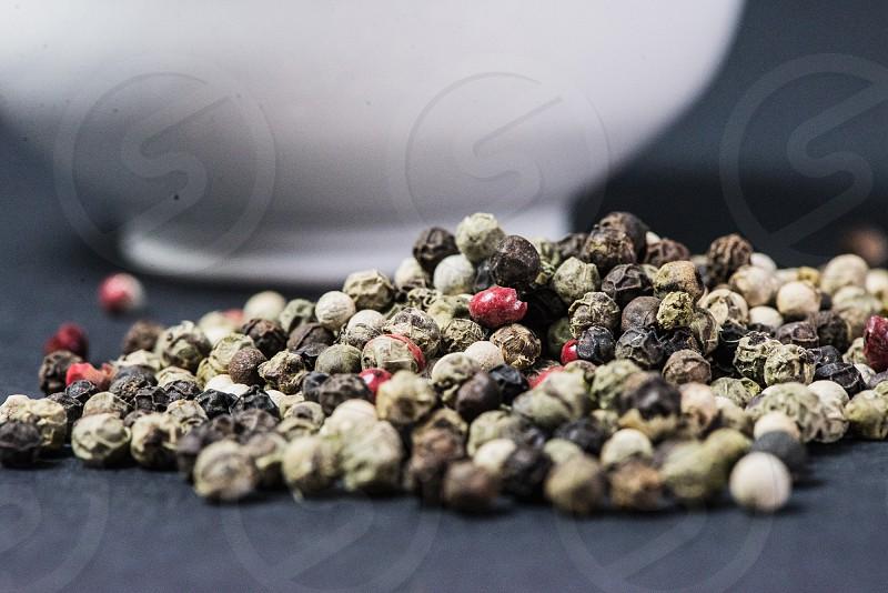 peppercorns photo