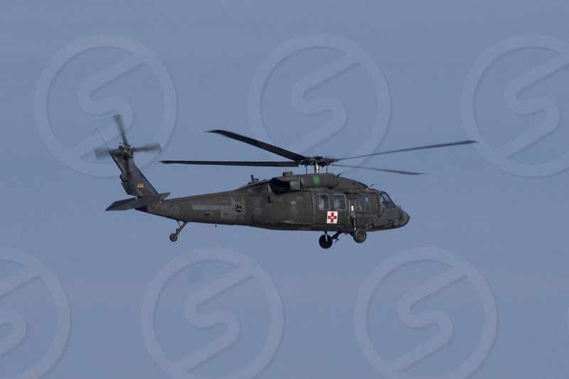 black helicopter photo
