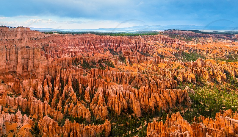 canyon bryce national park utah sunrise usa nature landscape point inspiration landmark erosion southwest red sky outdoors tourism sunset tourist america desert geology spires background photo