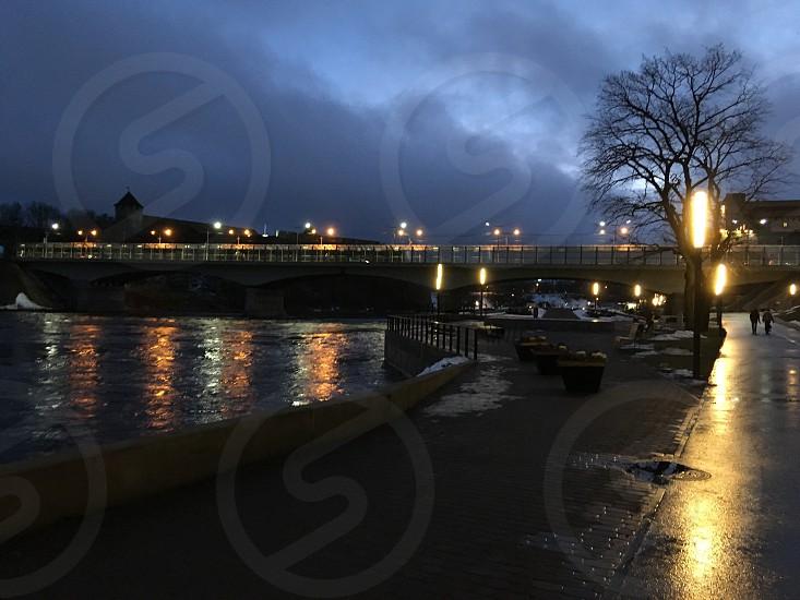 Narva Estonia. photo