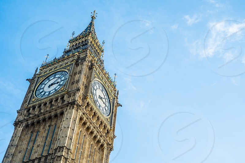 Westminster London tourism Big Ben  photo