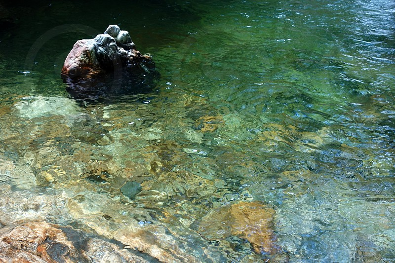 Green Crystal Waters photo