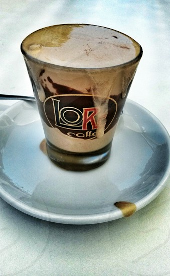 #Caffè #Nutella photo