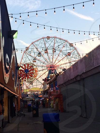 Coney Island  photo