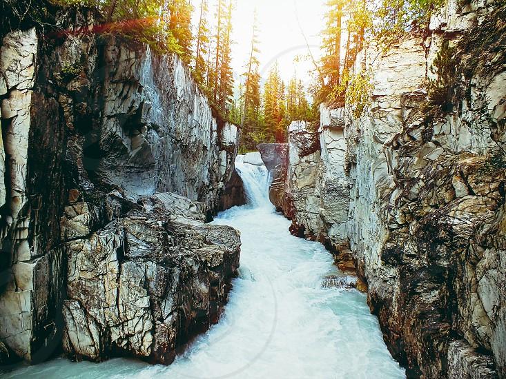 White Water Waterfalls photo