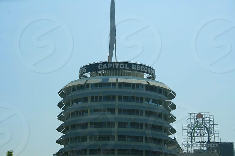 Capitol Records in California photo