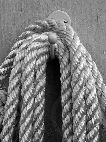Ropes. photo