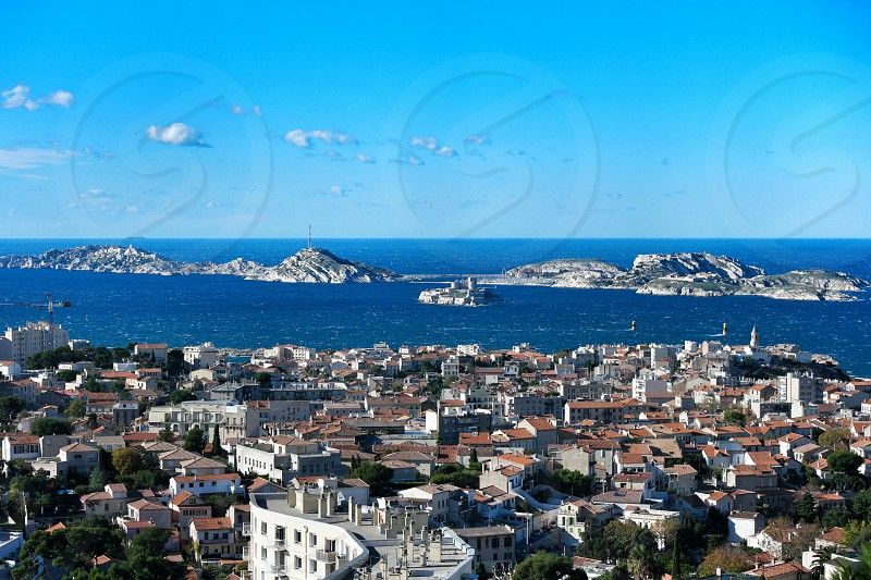View of MarseilleFrance photo