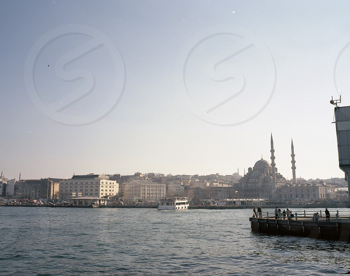 Evening in Istanbul photo