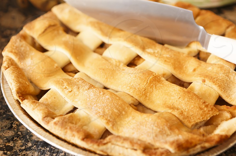 Comfort Food - Apple Pie photo