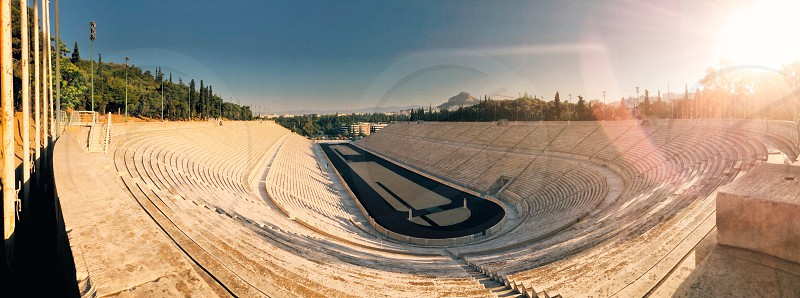 Panathenaic Stadium Athens Greece photo