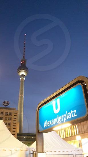Alexanderplatz - Berlin photo