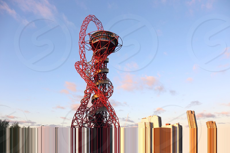 ArcelorMittal Orbit Stratford London UK. photo